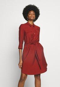 Re.draft - DRESS - Vestido informal - toffee - 0