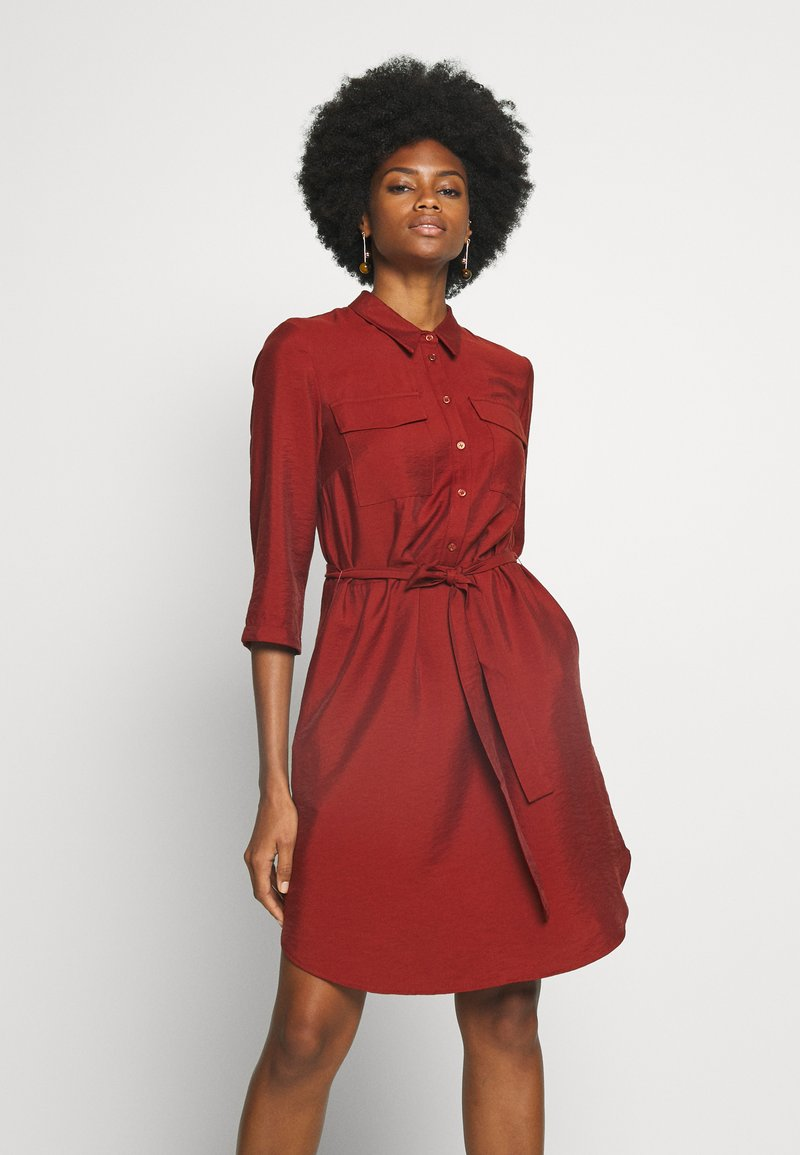 Re.draft - DRESS - Vestido informal - toffee