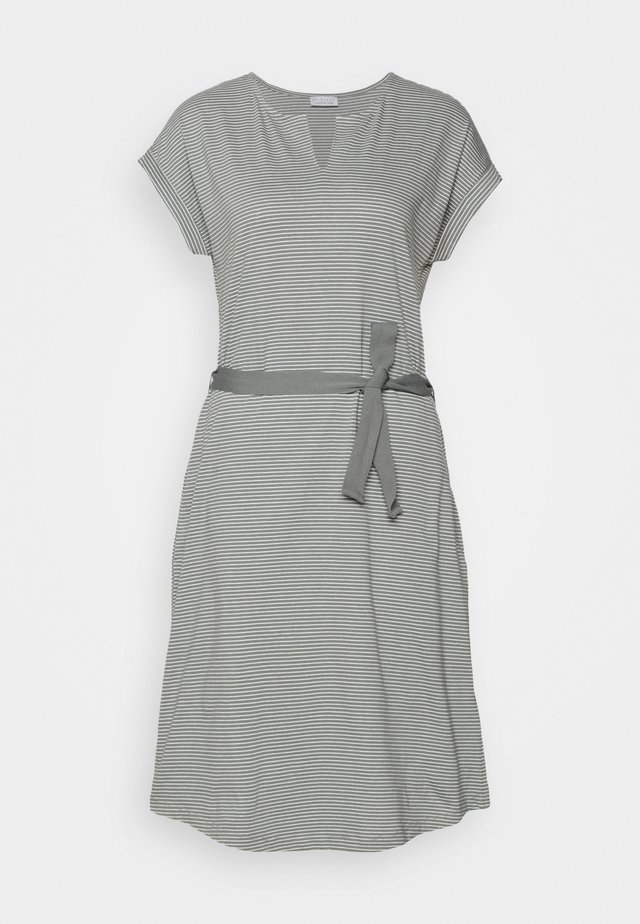 EASY DRESS - Jersey dress - olive khaki