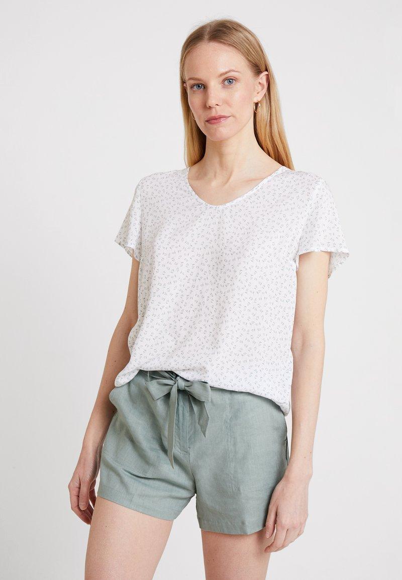 Re.draft - BLOUSE - Blusa - white