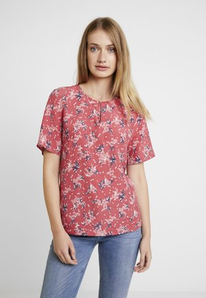 BLOUSE WITH SLIT DETAIL - Blouse - rosella