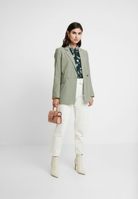 Re.draft - BLOUSE - Button-down blouse - oldschoolgreen - 1