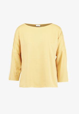 EASY REGLAN BLOUSE - Blouse - washed yellow