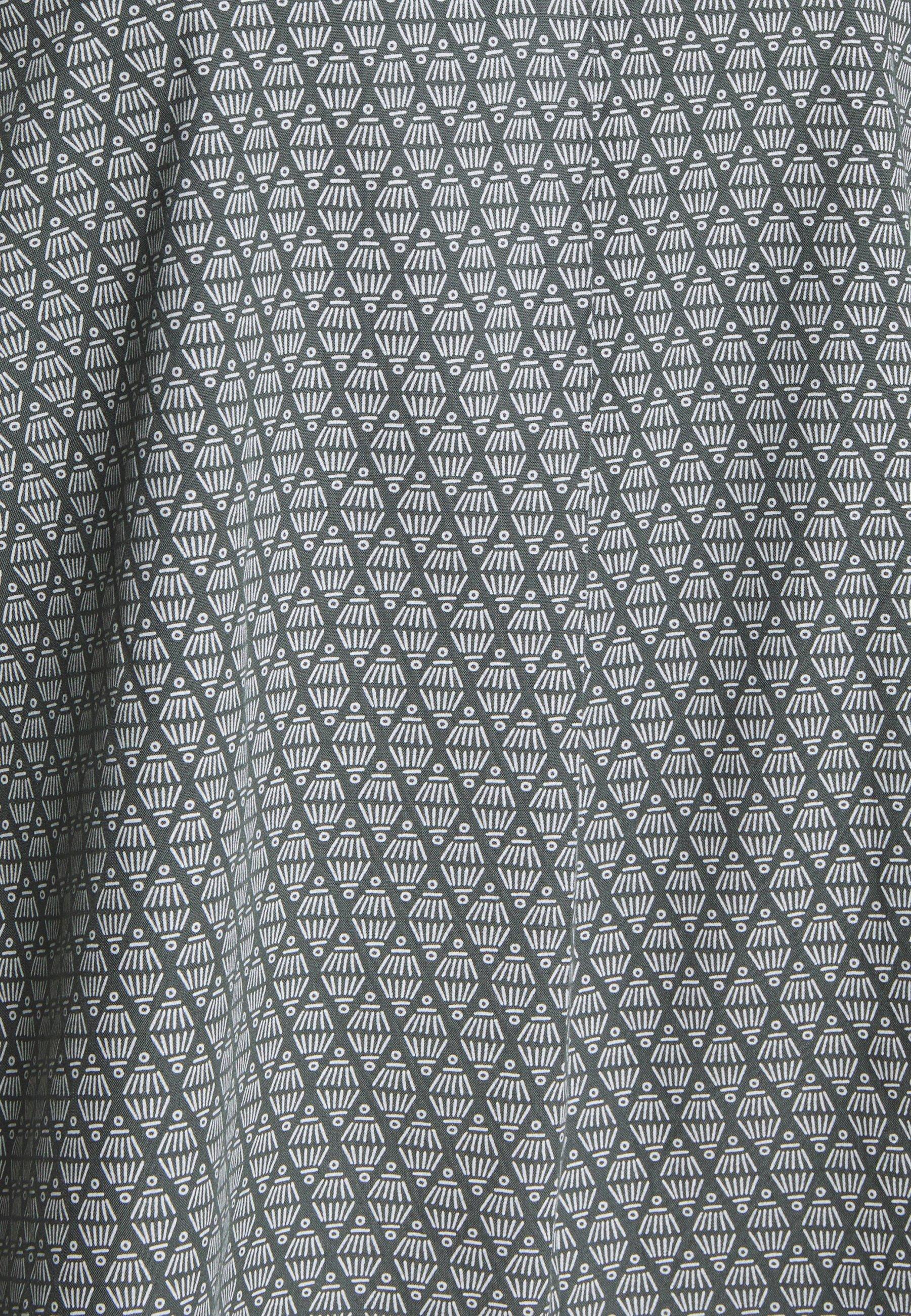 Sammlungen Damen Bekleidung HSD56659fjiodI Re.draft PRINTED Bluse olive khaki