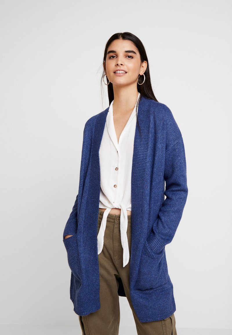 Re.draft - CARDIGAN - Kardigan - water blue