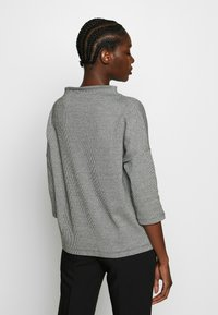 Re.draft - MINICHECK - Jumper - white - 2