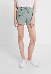 Re.draft - Shorts - faded olive - 0
