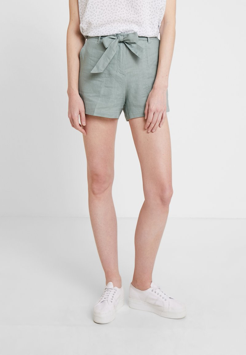 Re.draft - Shorts - faded olive