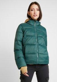 Re.draft - JACKET - Light jacket - moor green - 0