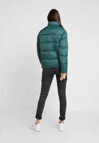 Re.draft - JACKET - Light jacket - moor green - 2
