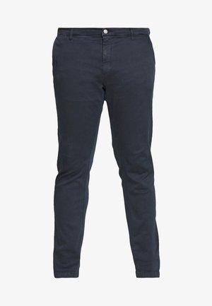 Chino kalhoty - blau