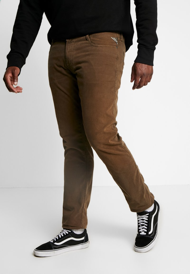 Replay Plus - Jeans slim fit - brown