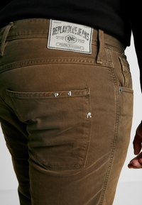 Replay Plus - Jeans slim fit - brown - 5