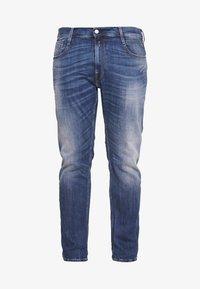 Replay Plus - Jean slim - blue denim - 5