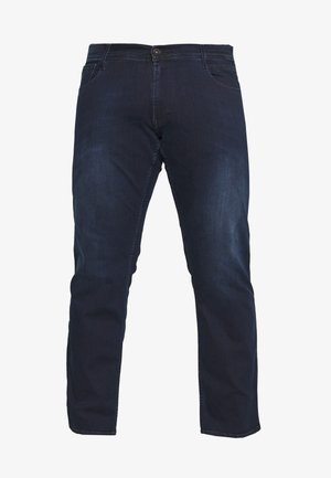 Jeansy Slim Fit - dark-blue denim