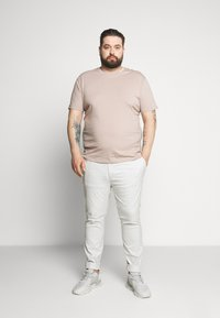 Replay Plus - T-shirt basic - mud - 1