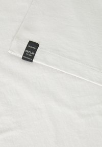 Replay Plus - 2 PACK  - Basic T-shirt - cold grey/navy - 5