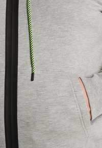Replay Plus - Zip-up hoodie - light grey melange - 5