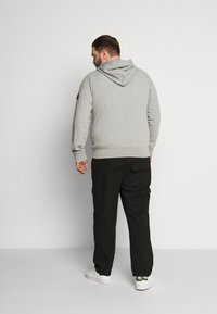 Replay Plus - Zip-up hoodie - light grey melange - 2