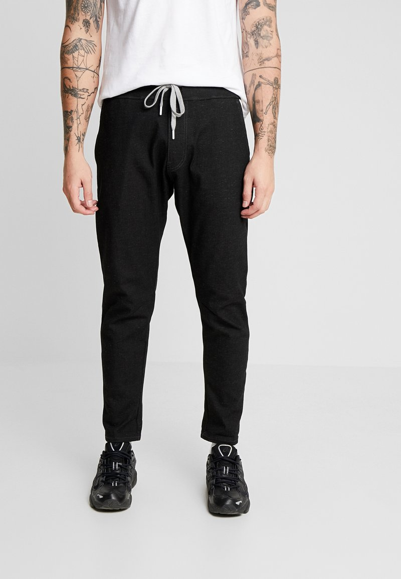 Replay Sportlab - Jeans Tapered Fit - black