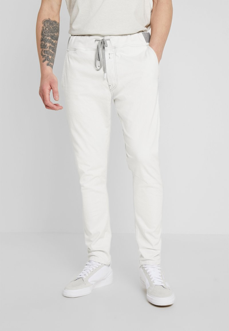 Replay Sportlab - Trousers - white