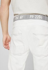 Replay Sportlab - Pantalon classique - white - 5