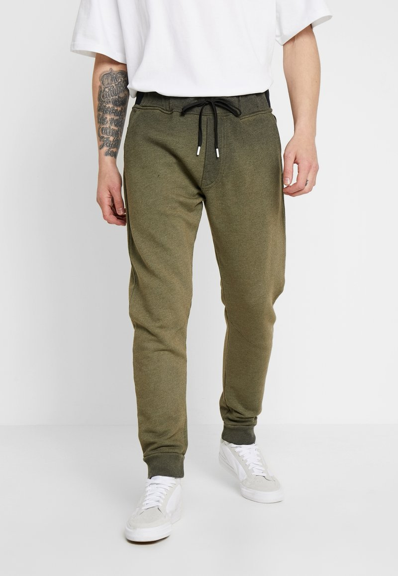 Replay Sportlab - Trousers - military green