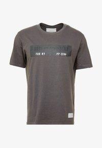 Replay Sportlab - T-shirt print - black - 3