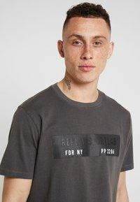 Replay Sportlab - T-shirt print - black - 4