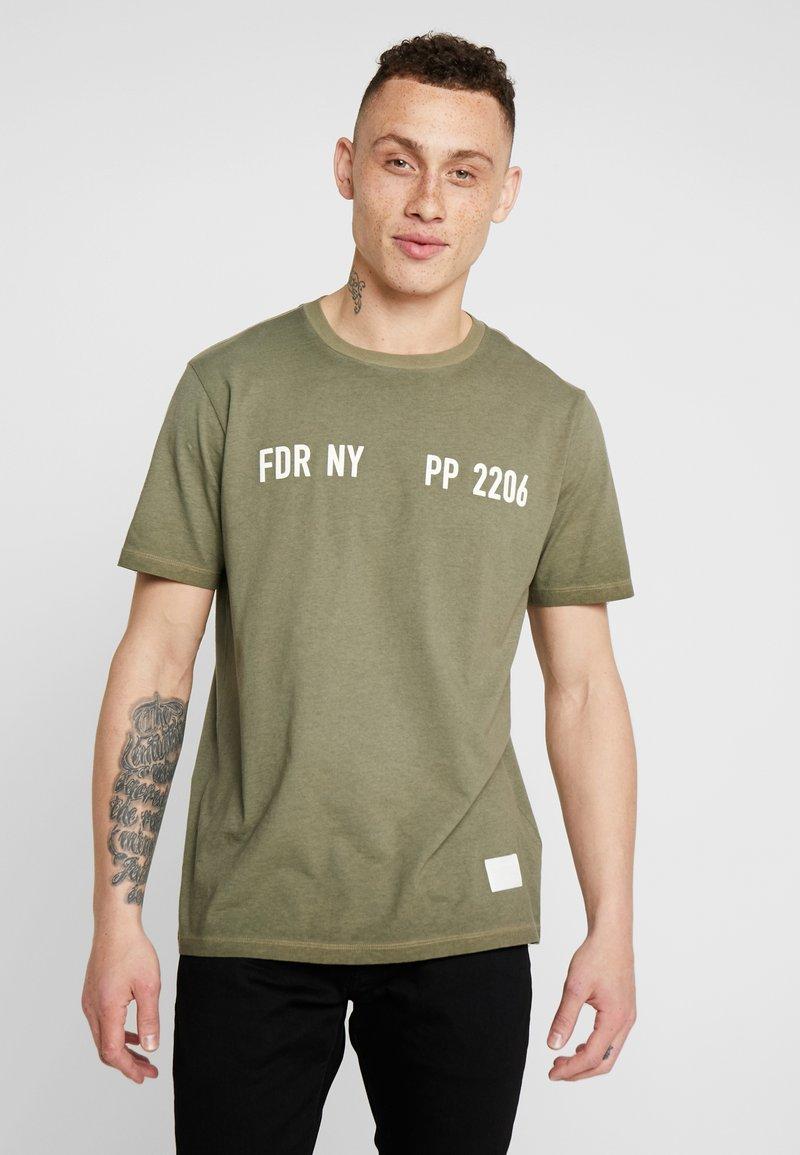 Replay Sportlab - T-shirts print - green