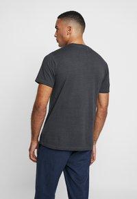 Replay Sportlab - T-shirts med print - black - 2