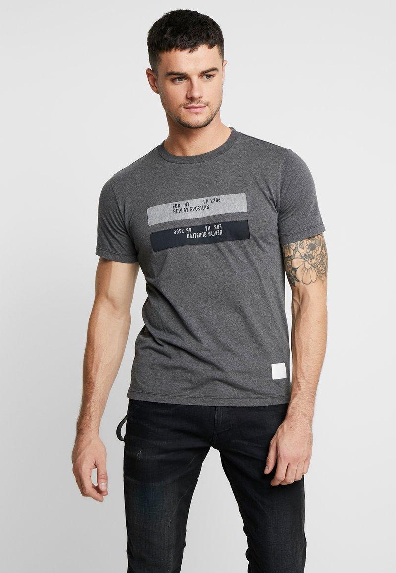 Replay Sportlab - T-shirts print - iron