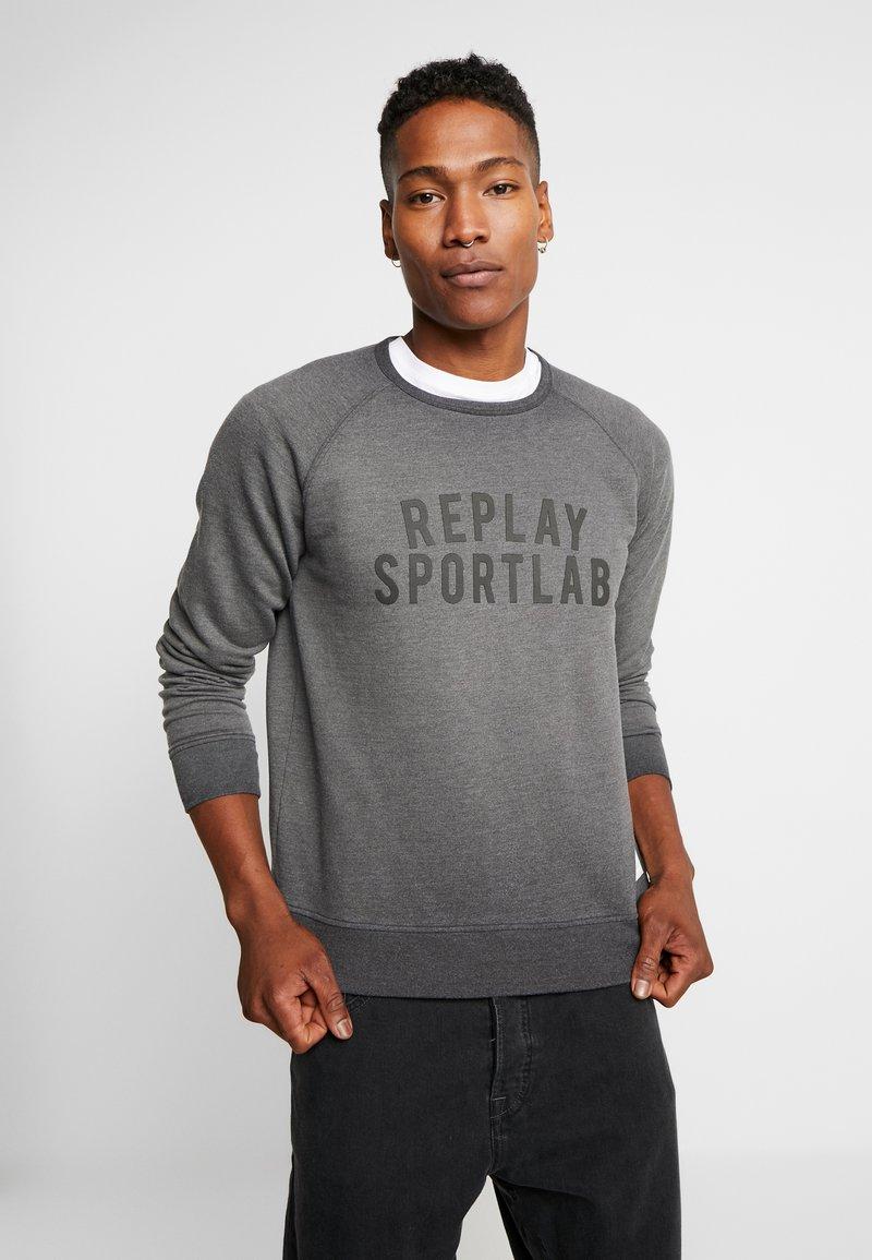 Replay Sportlab - Sweatshirt - iron