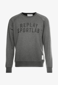 Replay Sportlab - Sweatshirt - iron - 3