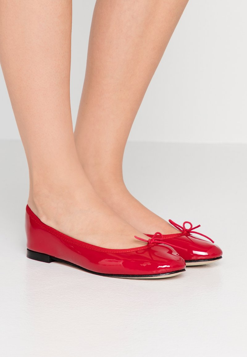 Repetto - CENDRILLON - Ballerina's - flamme