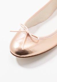 Repetto - CENDRILLON - Ballet pumps - nude - 2