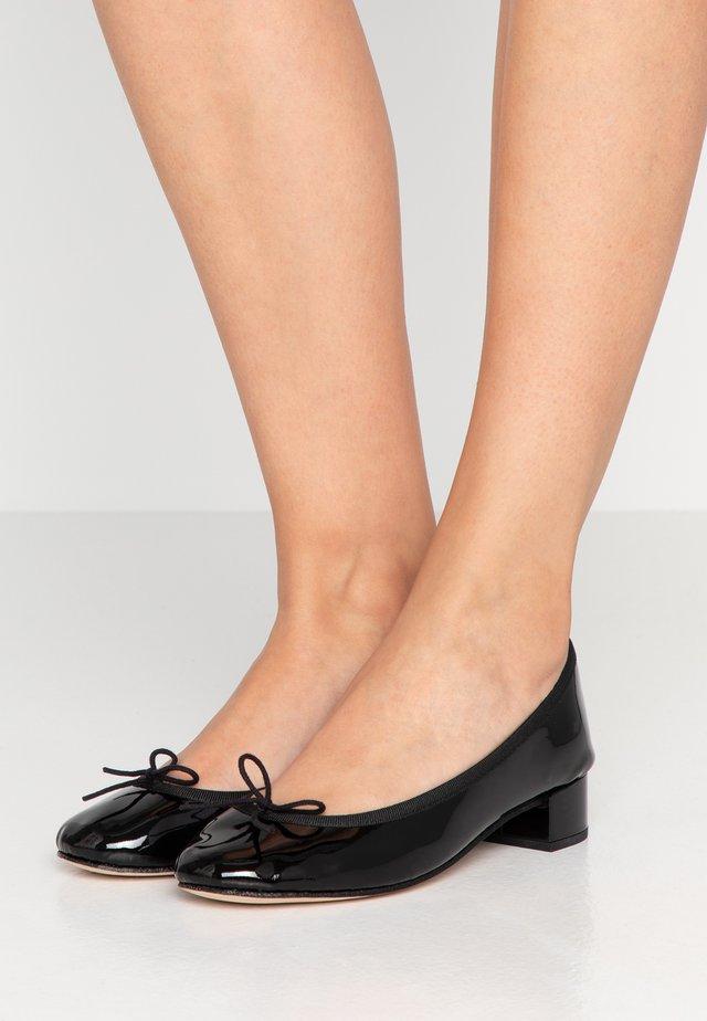 CAMILLE - Classic heels - noir