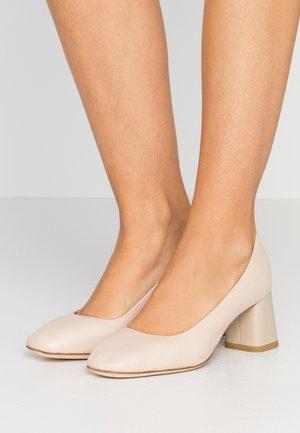 MARLOW - Classic heels - beige