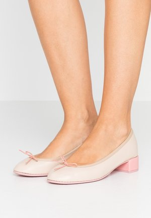 LOU - Classic heels - lin/dragee