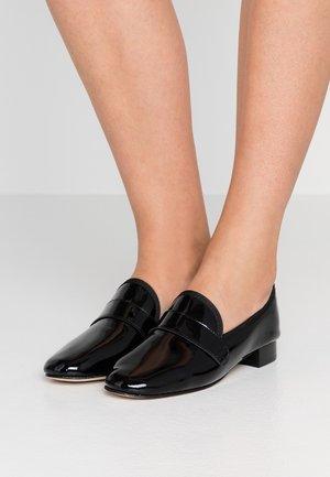 MICHAEL - Slippers - noir