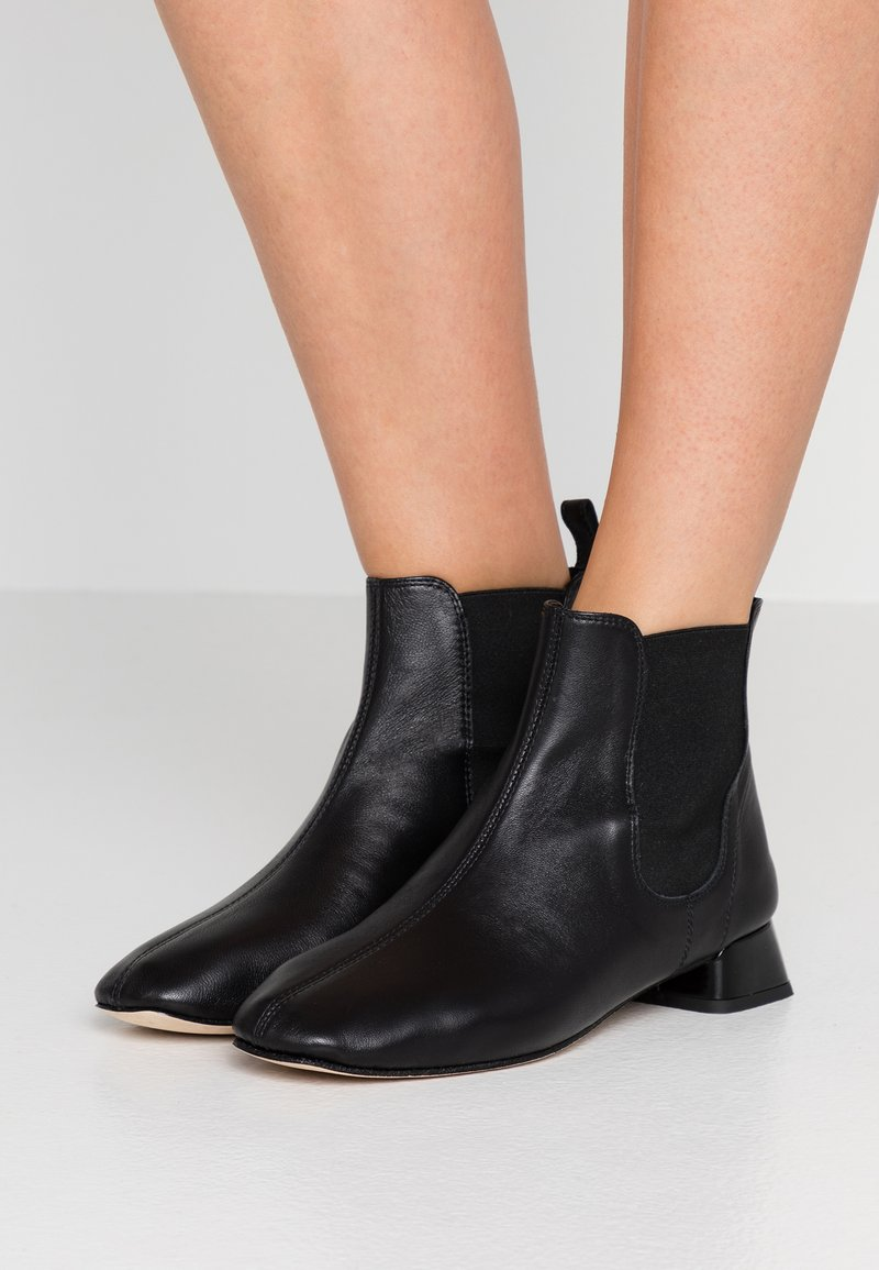 Repetto - MILO - Ankelstøvler - noir