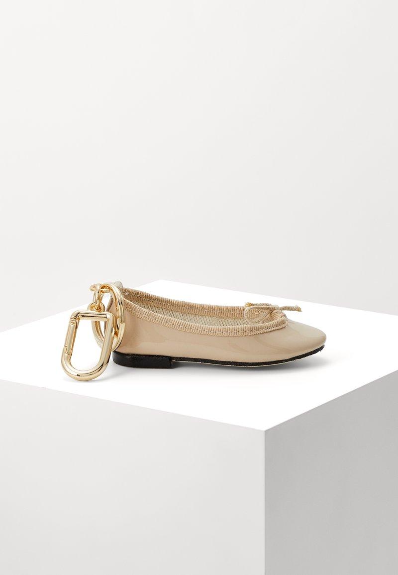 Repetto - CENDRILLON - Keyring - beige