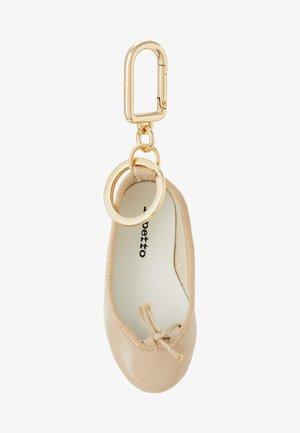 CENDRILLON - Schlüsselanhänger - beige