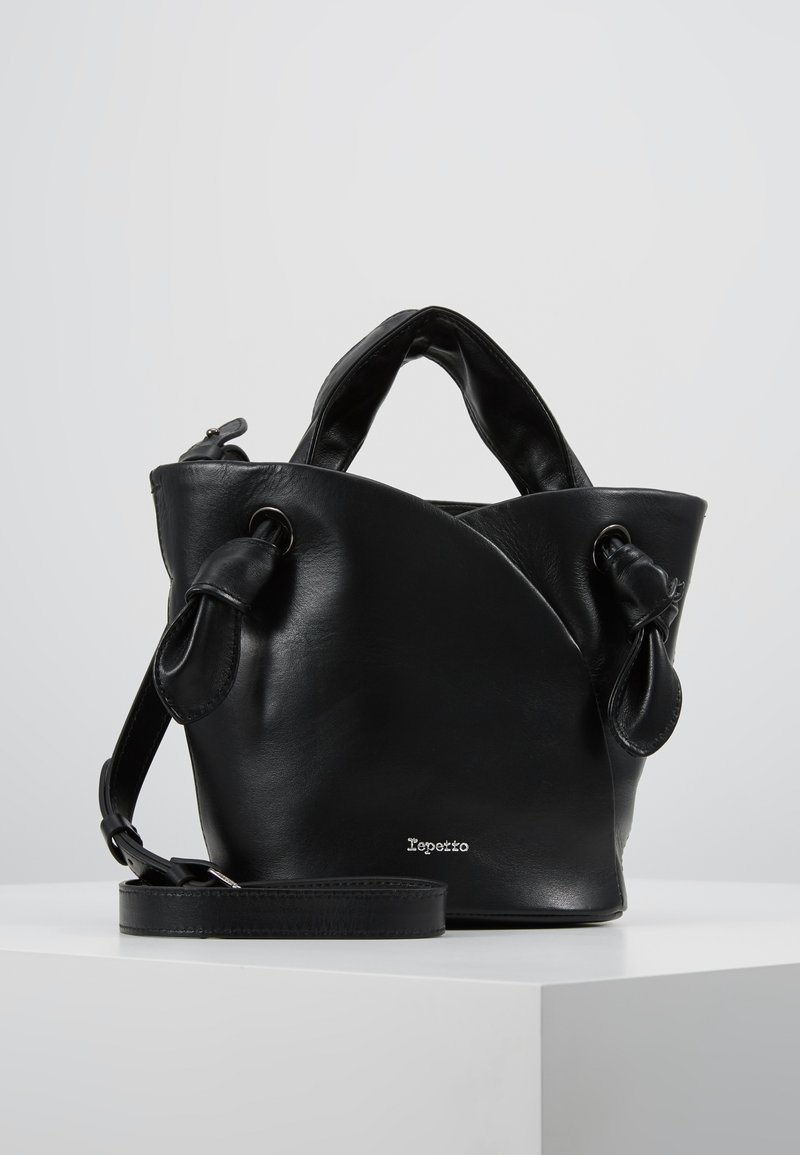 Repetto - RÉVERENCE - Handbag - noir