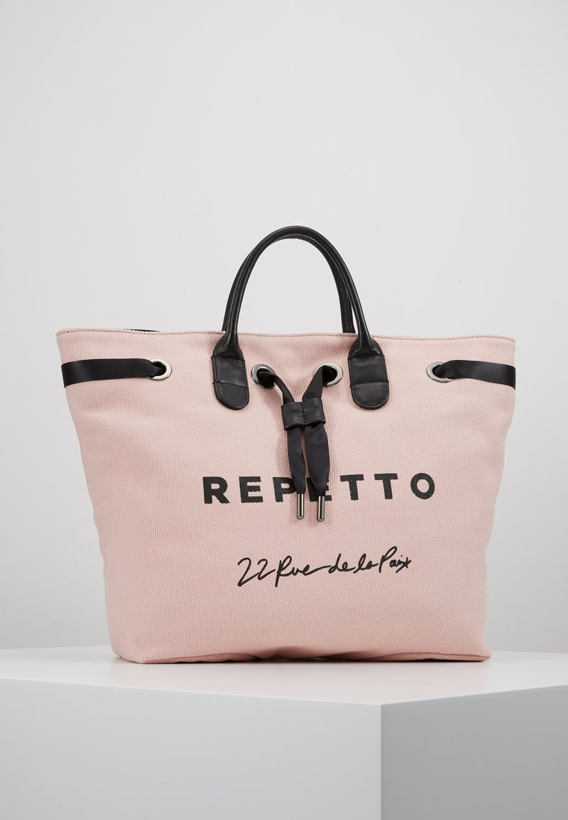 Repetto - NOE ARABESQUE - Handtas - icône/light pink