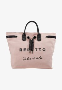 Repetto - NOE ARABESQUE - Kabelka - icône/light pink - 5