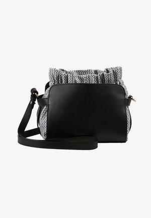 ENVELOPPE - Across body bag - noir