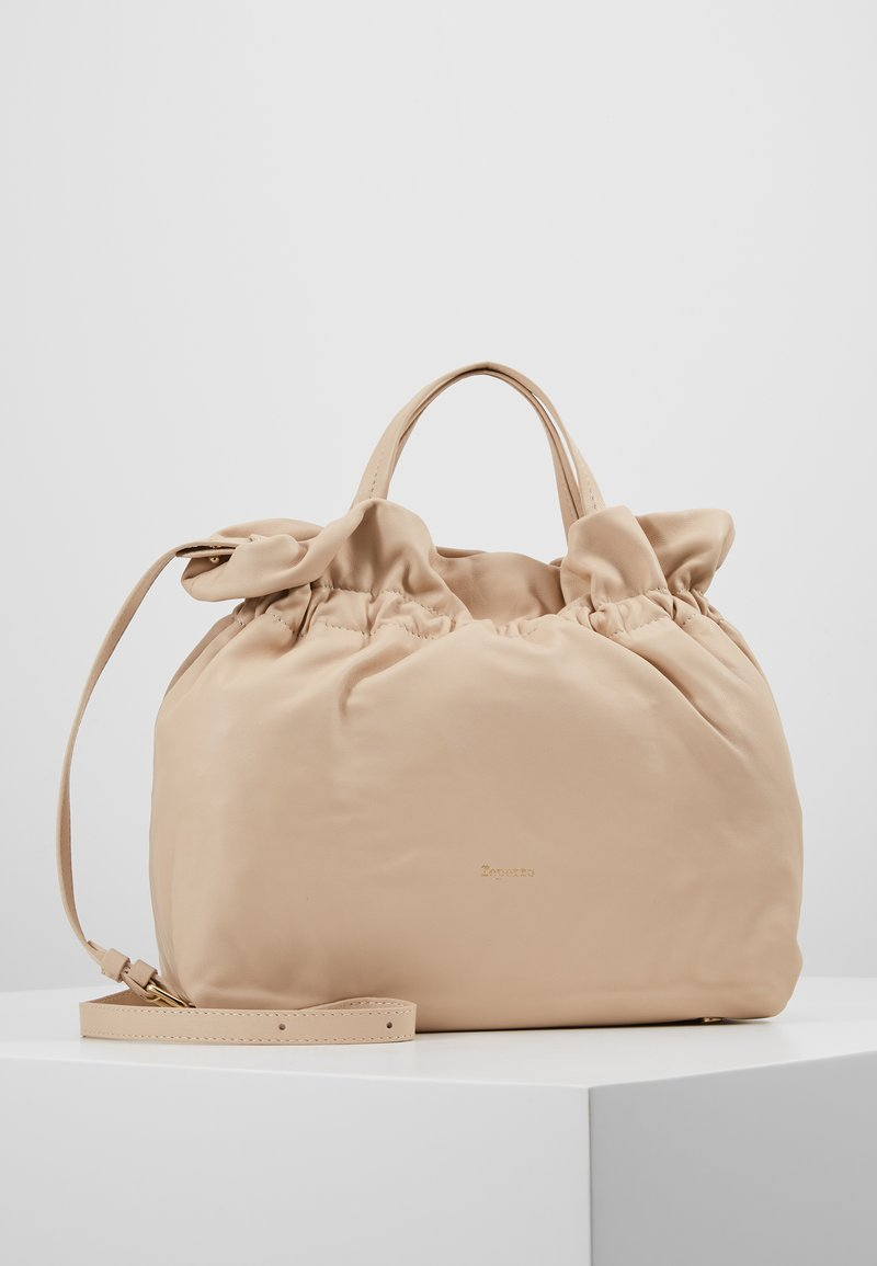 Repetto - STUDIO - Käsilaukku - beige