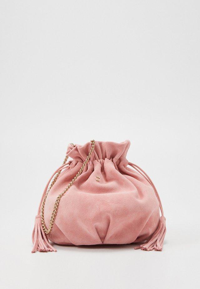 PETIT AIR - Olkalaukku - dragee pink