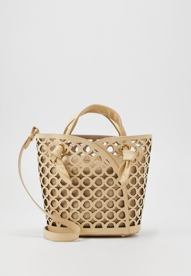 REVERENCE SET - Handtasche - ecuyere/beige